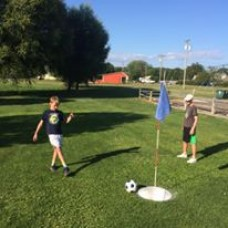 Foot Golf Pass  5 Plays for $35